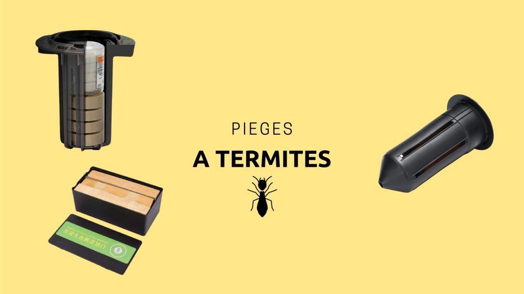 pieges a termites